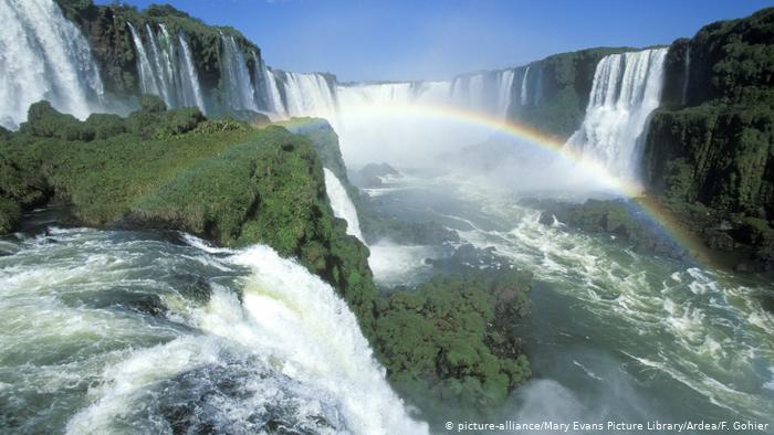Argentinien - Iguazu-Wasserfälle