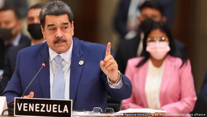 Foto de Nicolás Maduro