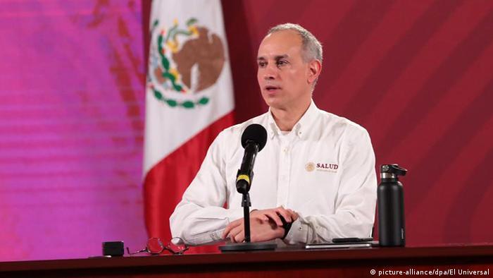 Mexiko | Mexikanischer Epidemiologe | Hugo López-Gatell
