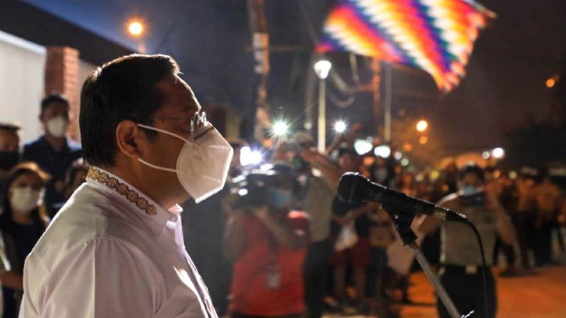 UE rechaza «con firmeza» acusaciones de Bolivia a exembajador del bloque
