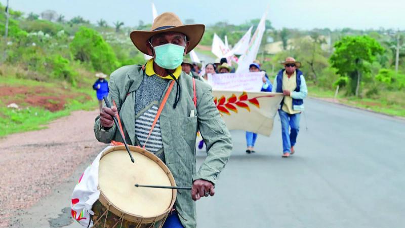 Demandas y conquistas: 31 años de historia en 11 marchas indígenas