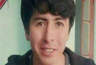 Joven profesional asesinado en Cochabamba