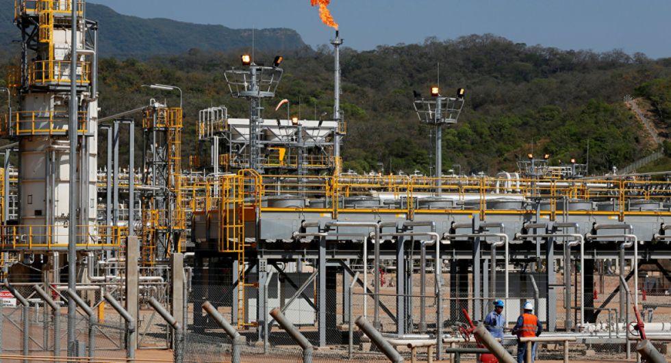 Tarija factura $us 837 millones de gas exportado hasta agosto