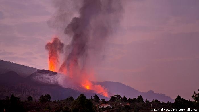 Spanien | La Palma Volkanausbruch