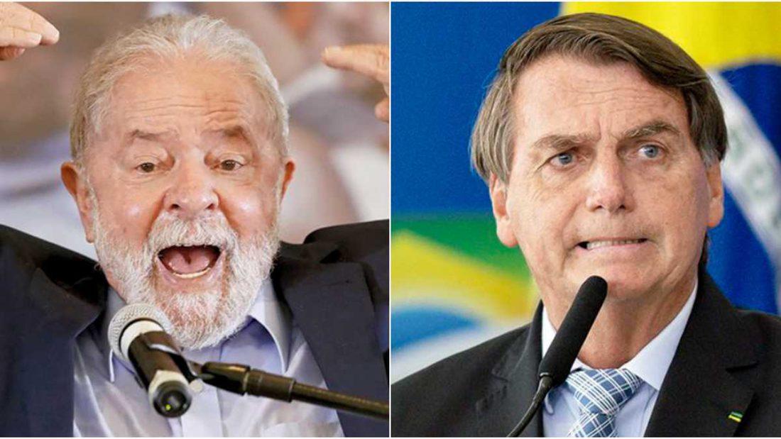 Lula vs. Bolsonaro: el duelo de titanes por la presidencia en Brasil