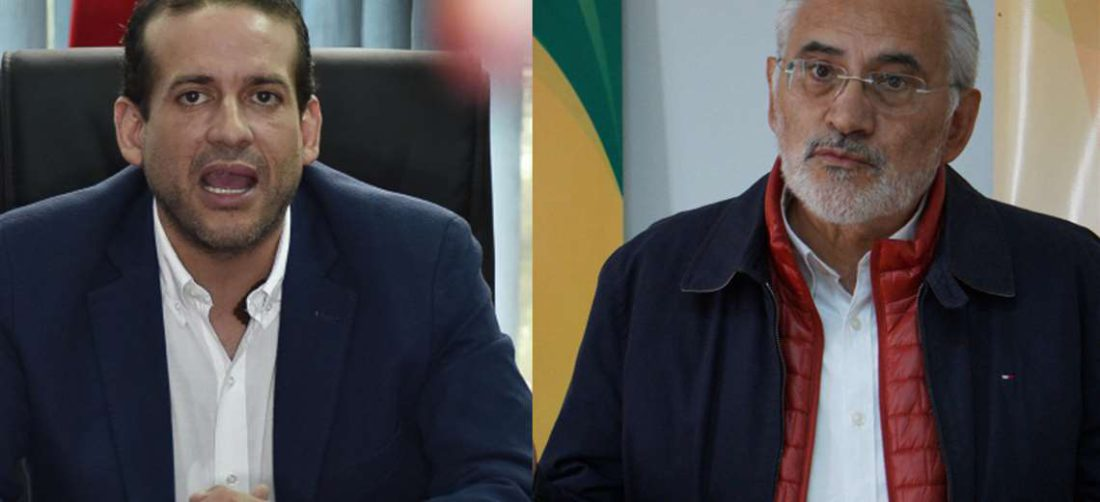 Luis Fernando Camacho y Carlos Mesa participarán en la cumbre por la democracia
