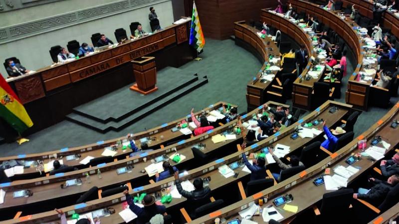 Con 5 leyes, Gobierno busca acaparar el control de la información de los bolivianos