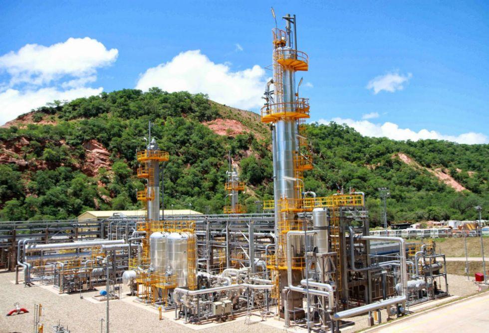 Un 70% del gas producido en Bolivia tiene venta asegurada