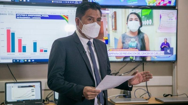 Bolivia registra un 30% más de casos Covid que la semana pasada