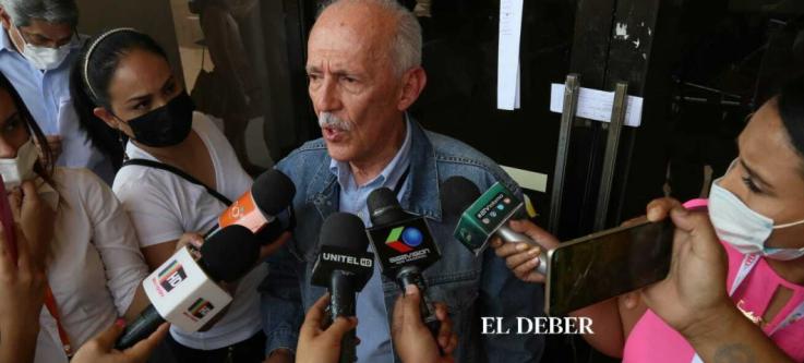 José Luis Camacho se presentará en la Fiscalía Departamental. ARCHIVO
