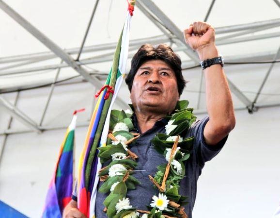 """Evo sobre reunión de opositores en Santa Cruz: """"No es bloque de unidad, es bloque de impunidad"""""""