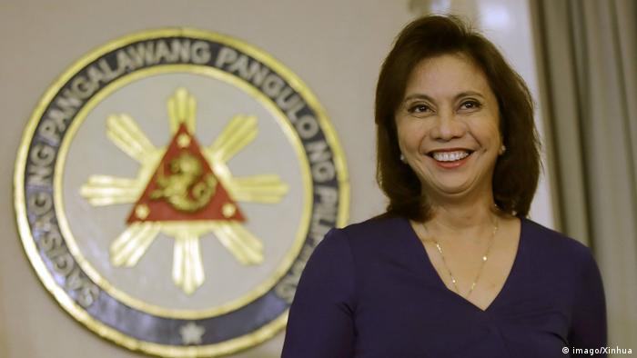 Leni Robredo, Vizepräsidentin von den Philippinen