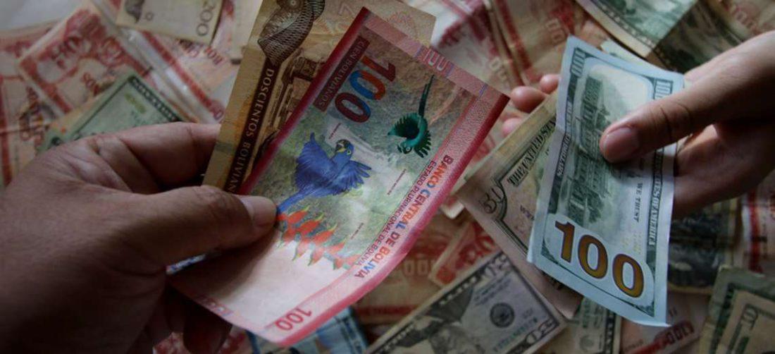 El año pasado la economía boliviana se contrajo en -8,8%