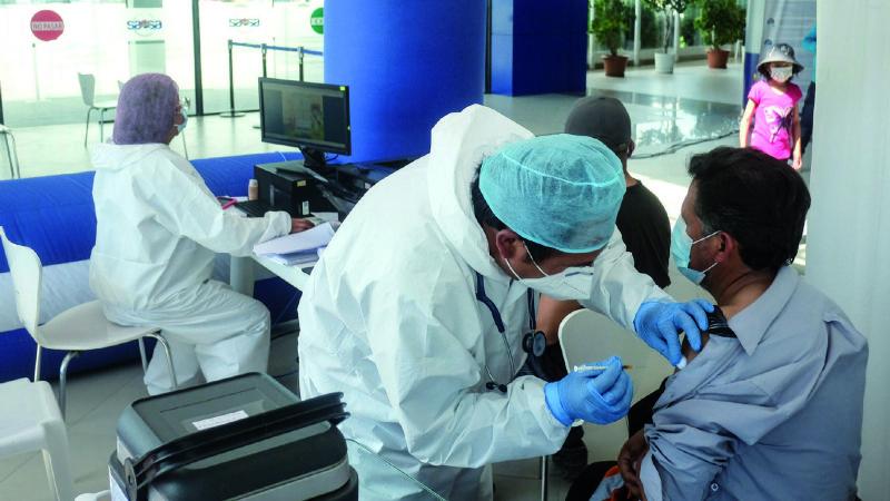 Vacunas traen otro beneficio: evitan las secuelas de la covid