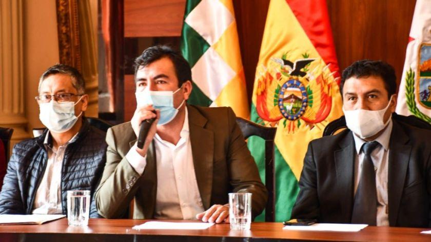Gobernación retrocede y anuncia que acatará decisiones de reunión interinstitucional