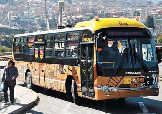 Cinco rutas del Pumakatari quedan suspendidas