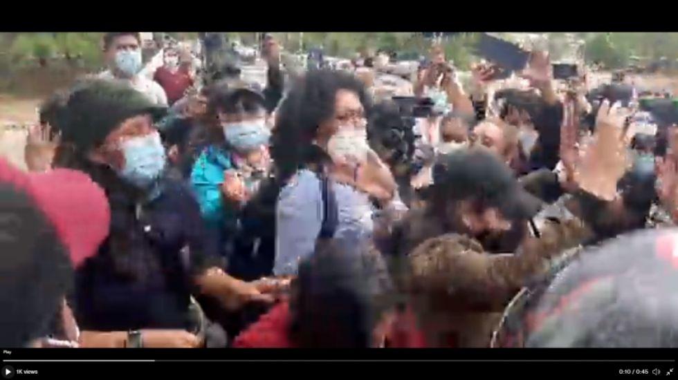 Diputada denuncia agresiones en paro cívico de Tarija