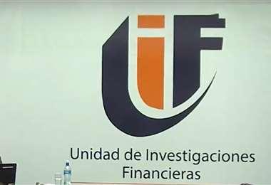 La Unidad de Investigaciones Financieras