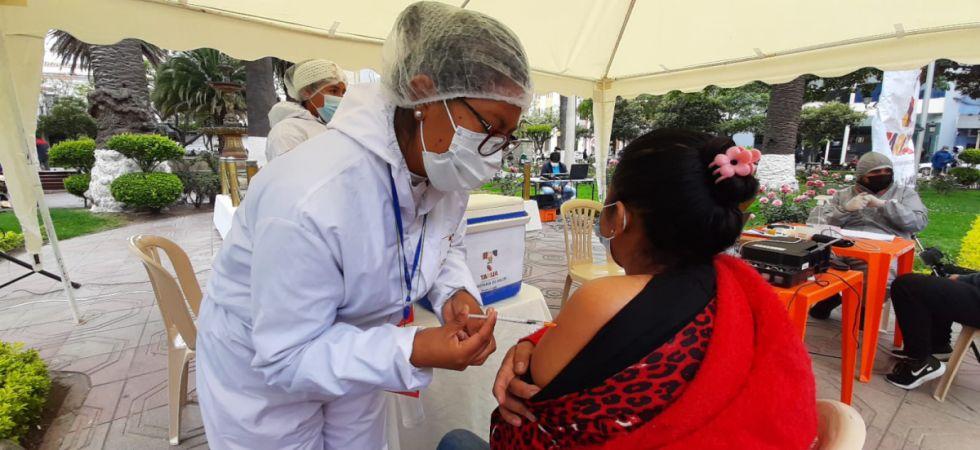 Tarija dispone de 7.000 vacunas AstraZeneca para aplicar la tercera dosis Covid
