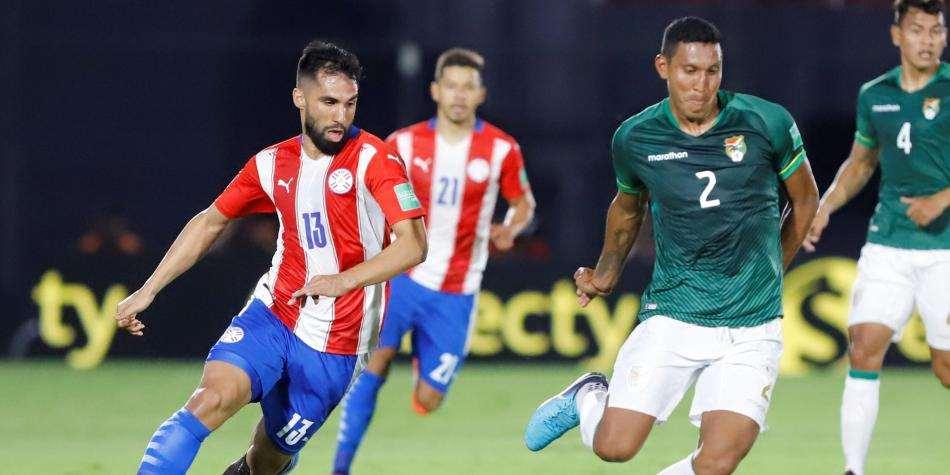 Bolivia y Paraguay se enfrentarán este jueves en La Paz. Foto: Internet