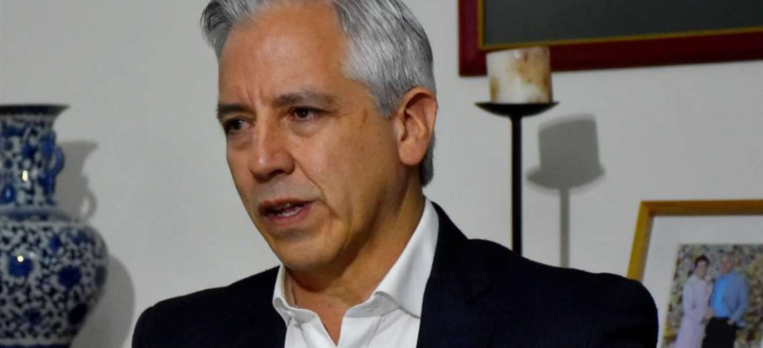 Imagen de archivo de Álvaro García Linera   APG