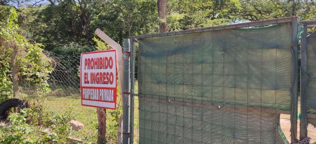 Alcaldía notifica la pausa administrativa en Cordón Ecológico